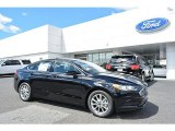 2017 Shadow Black Ford Fusion SE #119719579
