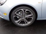 Buick Cascada Wheels and Tires