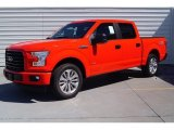 2017 Ford F150 XL SuperCrew Data, Info and Specs