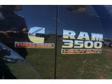 Ram 3500 Badges and Logos