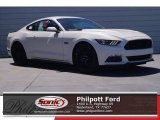 2017 White Platinum Ford Mustang GT Coupe #119719640