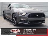 2017 Magnetic Ford Mustang GT Coupe #119719639