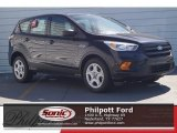 2017 Shadow Black Ford Escape S #119719790