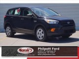 2017 Shadow Black Ford Escape S #119719789