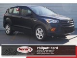 2017 Shadow Black Ford Escape S #119719787