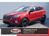 2017 Ruby Red Ford Escape SE #119719783