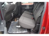 2017 Ford F150 XLT SuperCrew Rear Seat