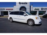 2016 Bright White Chrysler Town & Country Touring #119719616