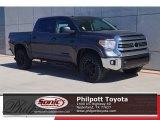 2017 Magnetic Gray Metallic Toyota Tundra SR5 TSS Off-Road CrewMax 4x4 #119719824