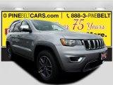 2017 Billet Silver Metallic Jeep Grand Cherokee Limited 4x4 #119719451