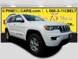 2017 Bright White Jeep Grand Cherokee Laredo 4x4 #119753454