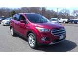2017 Ruby Red Ford Escape SE #119767201