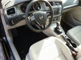 Volkswagen Golf Interiors