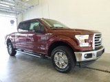 2017 Bronze Fire Ford F150 XLT SuperCrew 4x4 #119771640