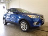 2017 Lightning Blue Ford Escape SE 4WD #119771636