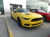 2017 Triple Yellow Ford Mustang GT California Speical Convertible #119771767