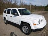 2017 Jeep Patriot Bright White