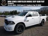 2017 Bright White Ram 1500 Sport Crew Cab 4x4 #119771626