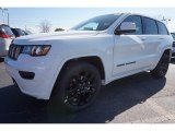 2017 Bright White Jeep Grand Cherokee Laredo #119771664