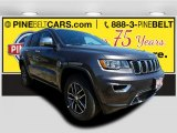 2017 Granite Crystal Metallic Jeep Grand Cherokee Limited 4x4 #119792472
