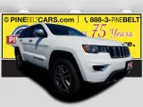 2017 Bright White Jeep Grand Cherokee Limited 4x4 #119792469