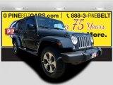 2017 Black Jeep Wrangler Unlimited Sahara 4x4 #119792464