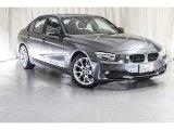 2014 Mineral Grey Metallic BMW 3 Series 320i Sedan #119792815