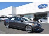 2017 Magnetic Ford Fusion S #119792611
