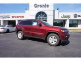 2017 Velvet Red Pearl Jeep Grand Cherokee Laredo #119792721
