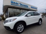 2014 White Diamond Pearl Honda CR-V EX-L AWD #119792705