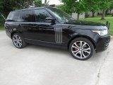 2017 Santorini Black Metallic Land Rover Range Rover SVAutobiography Dynamic #119825417