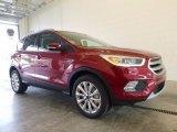 2017 Ruby Red Ford Escape Titanium 4WD #119847207