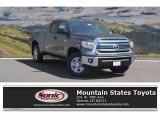 2017 Magnetic Gray Metallic Toyota Tundra SR5 Double Cab 4x4 #119847069