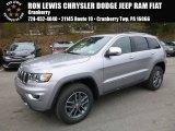 2017 Billet Silver Metallic Jeep Grand Cherokee Limited 4x4 #119847173
