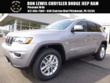 2017 Billet Silver Metallic Jeep Grand Cherokee Laredo 4x4 #119847352