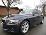 2014 Imperial Blue Metallic BMW 3 Series 320i xDrive Sedan #119847436