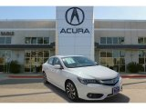 2017 Bellanova White Pearl Acura ILX Technology Plus A-Spec #119847117