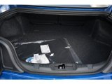 2017 Ford Mustang V6 Coupe Trunk
