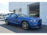 2017 Lightning Blue Ford Mustang GT Coupe #119847225