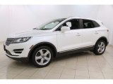 2015 Lincoln MKC White Platinum Metallic Tri-coat