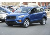 2017 Lightning Blue Ford Escape S #119883740