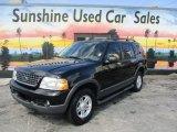 2003 Black Ford Explorer XLT #119883598