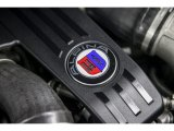 BMW 7 Series 2017 Badges and Logos
