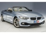 2014 BMW 4 Series Liquid Blue Metallic
