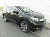 2017 Dark Olive Metallic Honda CR-V EX-L AWD #119909391