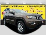 2017 Walnut Brown Metallic Jeep Grand Cherokee Laredo 4x4 #119909349