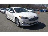 2017 White Platinum Ford Fusion Energi SE #119909491