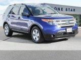 2013 Deep Impact Blue Metallic Ford Explorer FWD #119970688