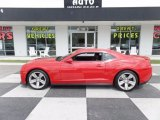 2014 Red Hot Chevrolet Camaro ZL1 Coupe #119970726