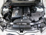 2013 BMW 3 Series Engines